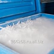 Сухой лед (двуокись углерода твердая) ГОСТ 12162-77 фото