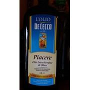 Оливковое масло L'OLIO DE CECCO PIACERE 1 л. фото