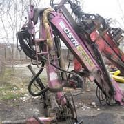 Кран манипулятор лесной Ostroj 95Z фото