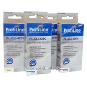 Картридж Ink CLI-426 Y Profi for Pixma IP4840 9,5 мл фото