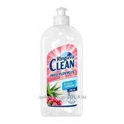 Средство RINGUVA CLEAN для мытья посуды 500 мл Cranberry Scent&Aloe Extract фото