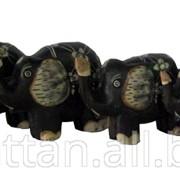 Сувенир Слоны ELP 26.08 фото