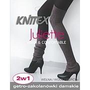 Гетры вязаные KNITTEX JULIETTE фото