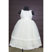 Нарядное платье для девочек фото