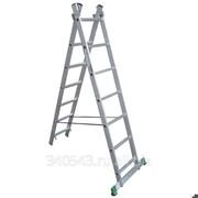 Лестница-стремянка Tarko Prof 02210 двухсекционная 10 ступеней 35190758 фото