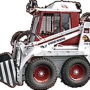 Многоцелевые высокоманевренные коммунально-строительные машины фото