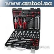 Комплект инструмента, 87 предметов AmPro T46181 фото
