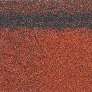 Гибкая черепица ТехноНИКОЛЬ Коньково-карнизная Красный 1000x250мм фото