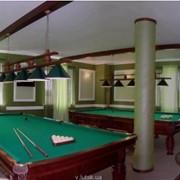 Бильярд в гостинице - Русский бильярд фото