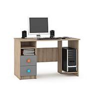 Компьютерный стол детский ПМ: Моби Доминика 458 К Стол письменный фото