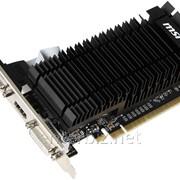 Видеокарта GF GT610 1Gb DDR3 MSI (N610-1GD3H/LPV1), код 68340 фото