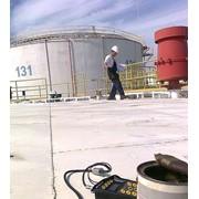 Диагностика металлоконструкций резервуаров фото