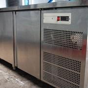 Продам 4-х дверный холодильный стол бу RANGEL INDUSTRIES фото