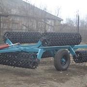 Каток полевой КП-9-520 Ш ( шпоровый) фото