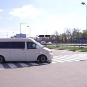 Volkswagen T5 бронированный автомобиль VIP фото