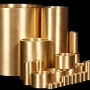 Втулка бронзовая 110 х 54 х 180 БрАЖ фото