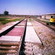 Вагонные весы 100-200 тонн 1 платформа 6 метров фото