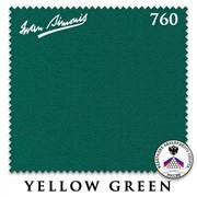 Сукно Iwan Simonis 760 195см Yellow Green фото