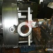Отвод с фланцами Ду 40 мм Ру до 100 МПа ГОСТ 22817-83 фото