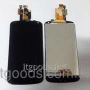 Оригинальный дисплей (модуль) + тачскрин (сенсор) для LG Google Nexus 4 E960 фото