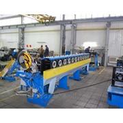 Оборудование для производства шинорейки для воздуховодов фото
