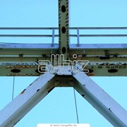 Монтаж и покраска оборудования, металлоконструкций фото