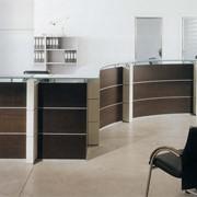 Банковская мебель на заказ фото