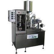 Полуавтомат розлива и упаковки жидких продуктов Альтер-04 фото