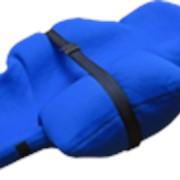 Подушка для долгого сидения перед монитором и от затекания ног фото
