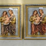 Святое Семейство код 1620 фото