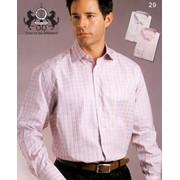 Рубашка мужчкая в стиле Casual p29 фото
