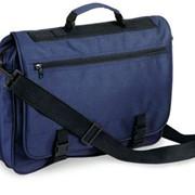 Конференц-сумка (синяя) Артикул 73001 фото