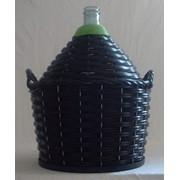 Бутыль-демиджон, без крана для вина и пластиковой крышкой, 54 литра фото