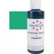 Гелевый краситель AmeriColor 128г. №228 Бирюзовый Turquoise фото