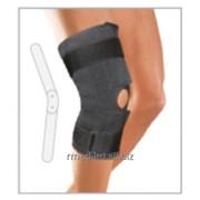 Ортопедический фиксатор ортез на колено с подушечкой на колено и шарниром из материала Air-X 6750 Genucare AirX stable фото