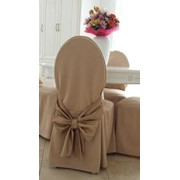 Пошив по заказу чехлов на стулья фото
