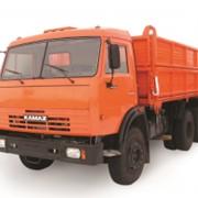 Автомобили грузовые - самосвалы КАМАЗ 45143 фото