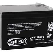 Аккумуляторная батарея Kiper GP-12120 12V/12Ah фото