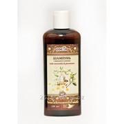Шампунь из мыльного корня с маслом жожоба и ромашкой фото