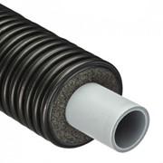 Труба полибутеновая 50 мм, с изоляцией, водопроводная фото