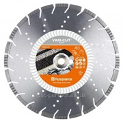 Диск алмазный 400 мм (16, ) HUSQVARNA VARI-CUT PLUS 400 мм 25.4/20 фото