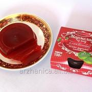 Мармелад из ягод клюквенный желейно-фруктовый пластовый фото
