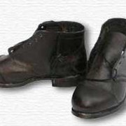 Ботинки специальные фото