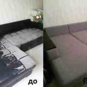 Обивка, перетяжка и ремонт мебели фото