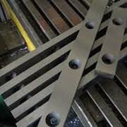 Нож для гильотины Н3121 310х60х25 фото