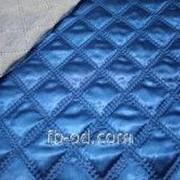 Синтепон паяный 4х4 синий фото
