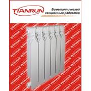 Биметаллический секционный радиатор Breeze PLUS фото