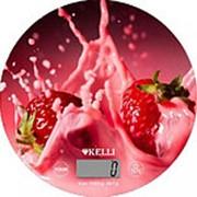 Весы кухонные KELLI KL-1541 фото