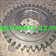 Шестерня МТЗ-892 КПП вала силовой передачи Z=35 РУП МЗШ фото