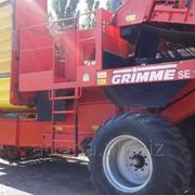 Комбайн картофелеуборочный GRIMME SE 150-60 NB фото